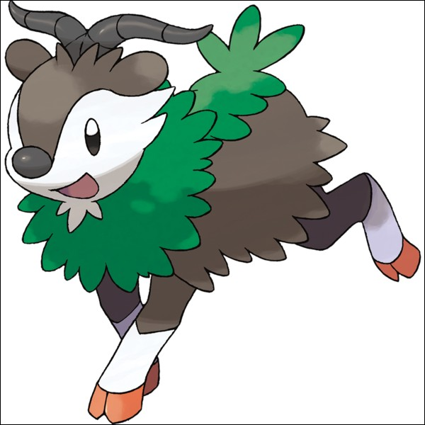 Does Skiddo evolve?
