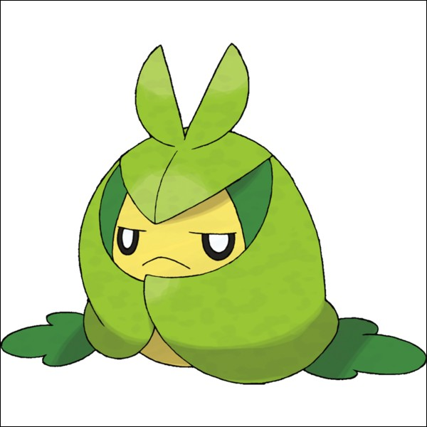 Does Swadloon evolve?