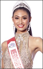 Who was elected Miss Southeast Asia ?