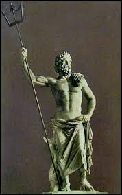 Who is Poseidon's wife?