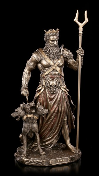 What is the name of Hades' dog?