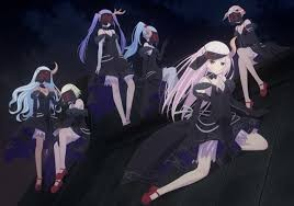 Unbreakable Machine Doll 'Squadron'