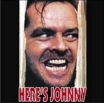 "Who sang the song ""Here's Johnny""?"