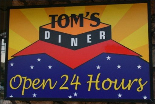 "Who remixed Suzanne Vega's song ""Tom's Diner""?"