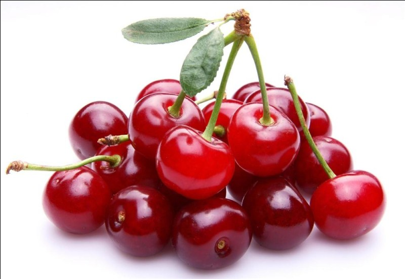 """How do we say """"cherry"""" in French?"""