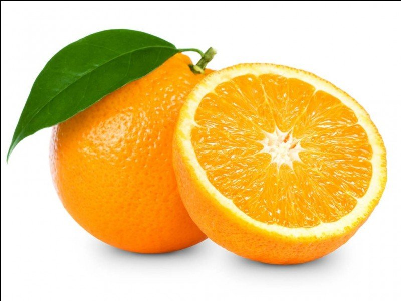 """How do we say """"orange"""" in French?"""
