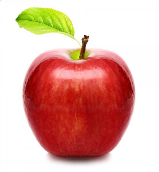 """How do we say """"apple"""" in French?"""