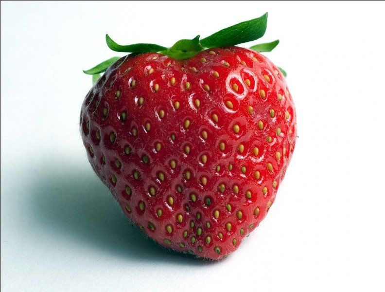 "How do we say ""strawberry"" in French?"