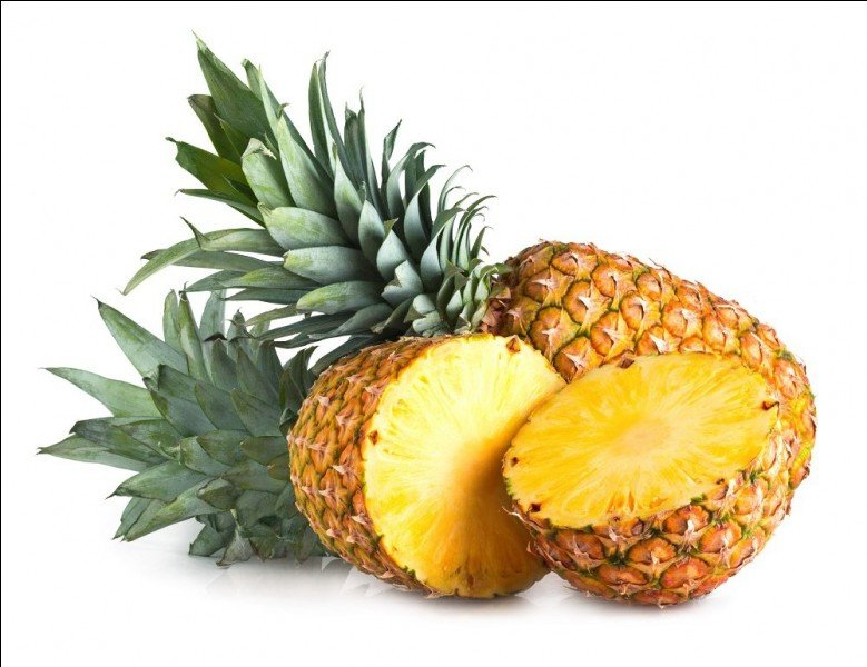 "How do we say ""pineapple"" in French?"