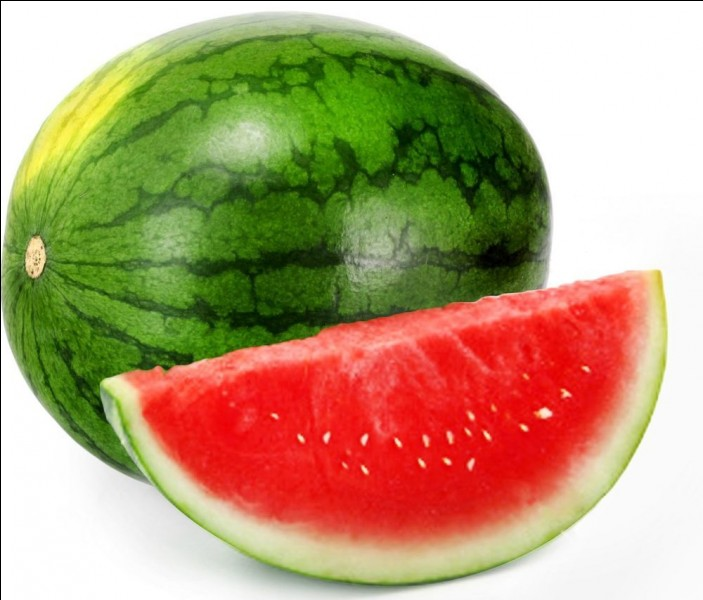 "How do we say ""watermelon"" in French?"