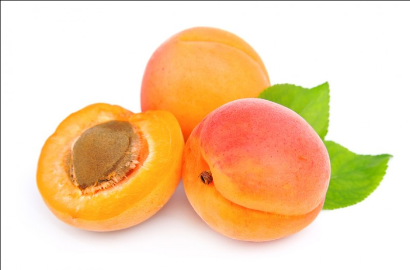 "How do we say ""apricot"" in French?"