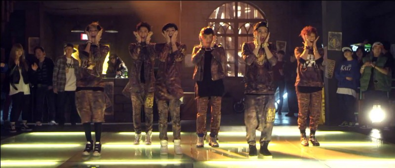 What is the name of the very first GOT7 song, released in January 2014?
