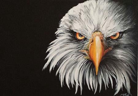 Eagle & Art