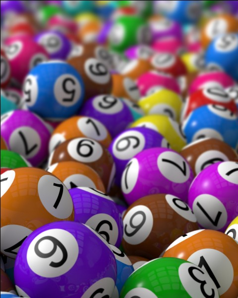 Are lottery games also gambling?