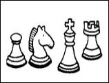 L'oncle de Paul joue aux échecs le mercredi.