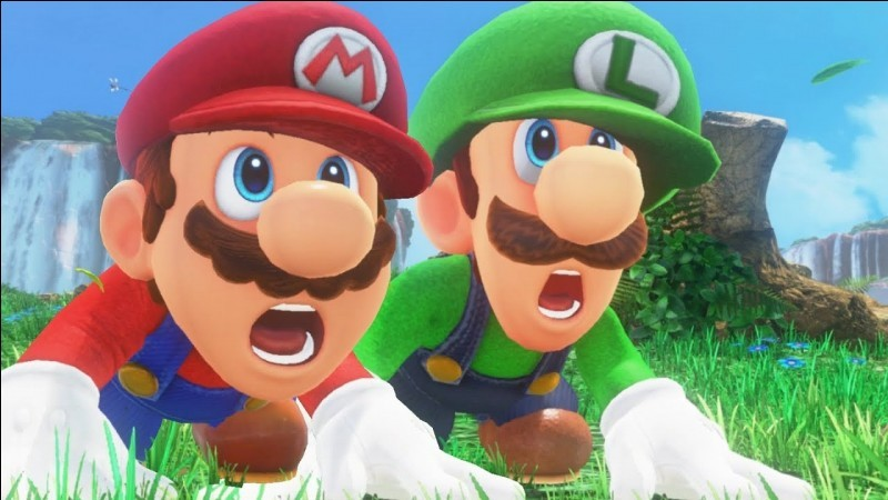 Which Mario character are you?