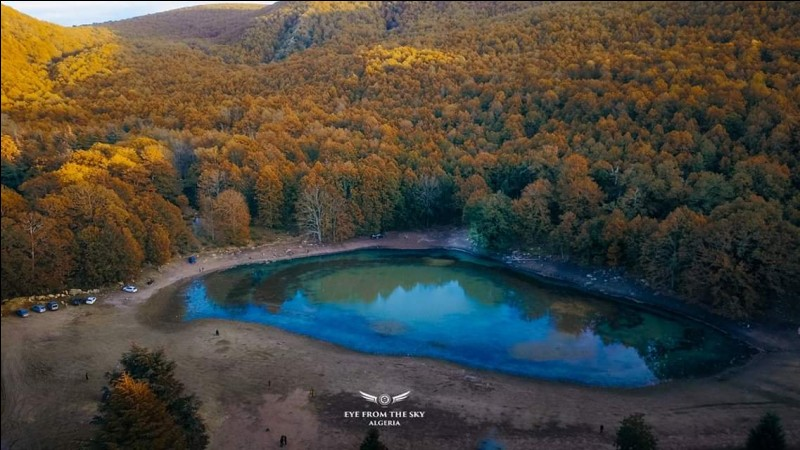 Whats is the name of this lake ?
