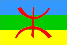What ethnicity does this flag belong to ?