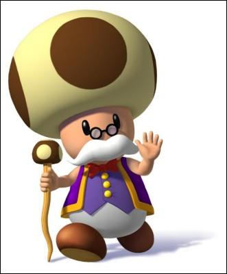 This character is not young. Do you know his name ? (His name is Papy Champi in French)