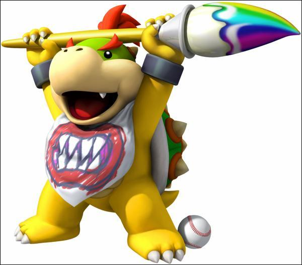 This is one of the Bowser's Children.