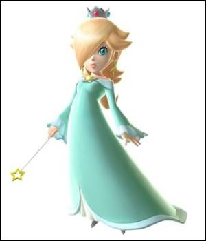 And the last question is : who is this princess ? (Harmonie in French)