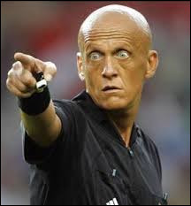 What is the name of this referee ?