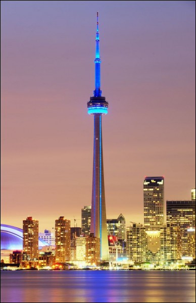 In what city stands this tower?