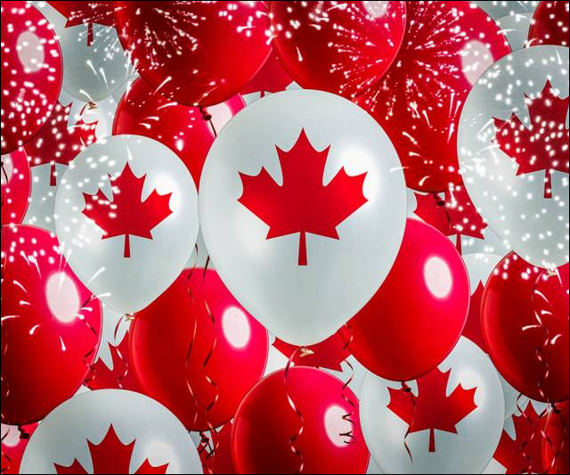 What does Canada Day celebrate?