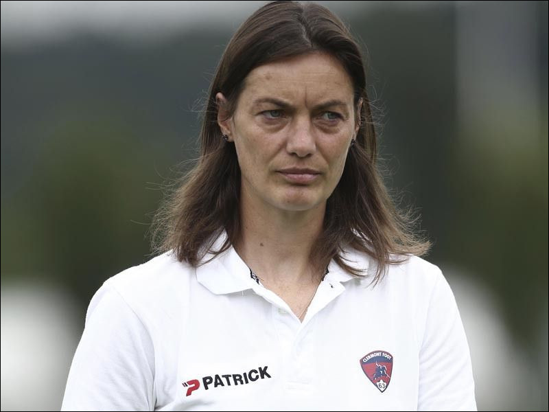 What country is the coach (Soccer) Diacre Corinne from ?