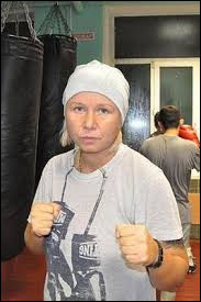 What country is the coach (Boxe) Sveltana Andreeva from ?