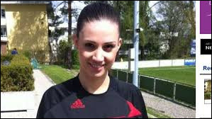 What country is the referee (Soccer) Aurélie Sarà Bollier from?