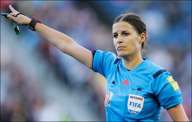 What country is the referee (Soccer) Katalin Kulcsàr from ?