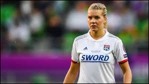 What country the athlete Ada Hegerberg is from ?