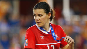 What country the athlete Christine Sinclair is from ?