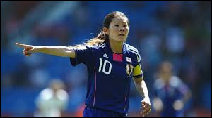 What country the athlete Homare Sawa is from ?
