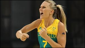What country the athlete Lauren Jackson is from ?