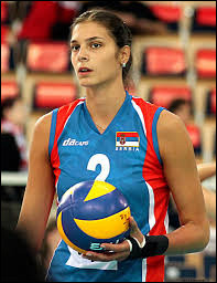 What country the athlete Jovana Brakocevik is from ?