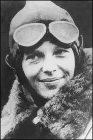 Which country is from Amelia Earhart ?