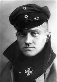 Which country is Manfred Von Richtofen from ?