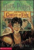 'Harry Potter and the Goblet of Fire' is the number... ?