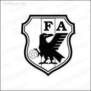 Identify the Logo of the Country's Football Association
