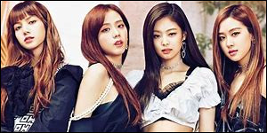 Which year did blackpink debut?
