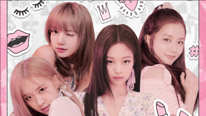 Which blackpink is a childhood friend of bambam