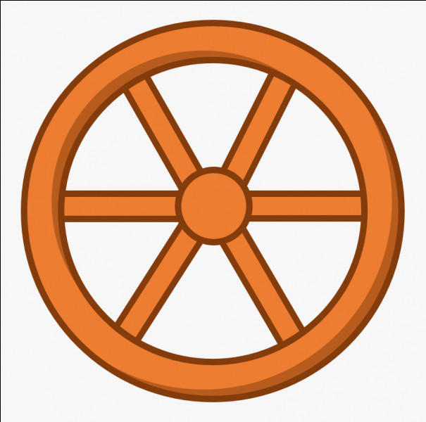 Guess the shape of a wheel?