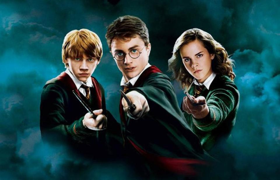 Can you match the wand with its owner?