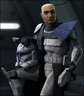 What is captain rex's birth number?