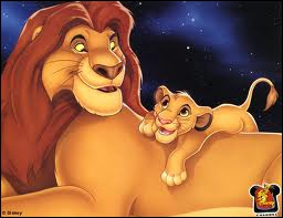 What is the tragic end of Mufasa, Simba's daddy in 'The Lion King' ?