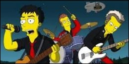 Which rock band is performing on Lake Springfield ?