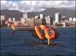 What generic can you see that helicopter ?