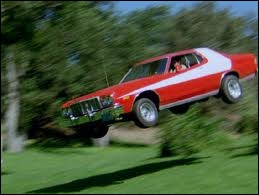 As everyone has recognized this credits, I'm going to ask you who drives the Ford Gran Torino...